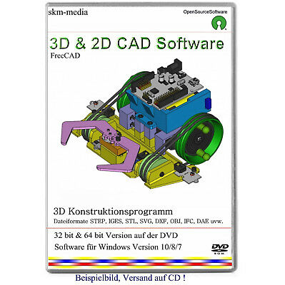 CAD-Software Test