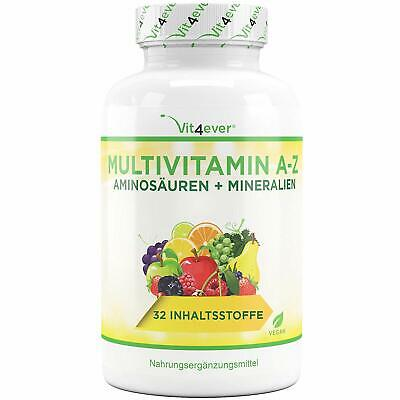 Multivitamin Tabletten Test