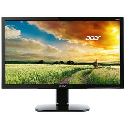 21-Zoll-Monitor Test