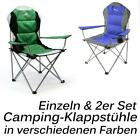 Luxus Campingstuhl Test
