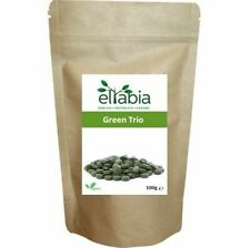 Spirulina Tabletten Test