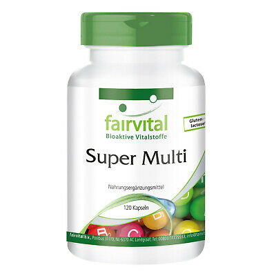 Multivitamin Präparat Test