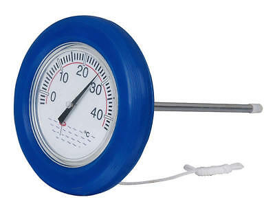 Teich Thermometer Test